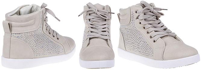 Sneakers de dama modele inalte