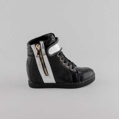 Sneakers dama Modlet negri din colectia Arana