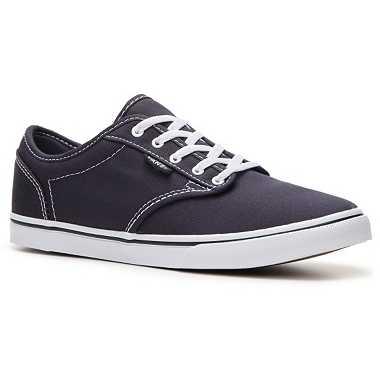 Vans Atwood Low Sneaker - Womens Navy BlueWhite