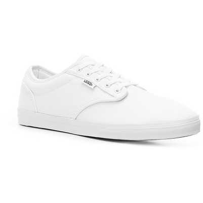Vans Atwood Low Sneaker - Womens White