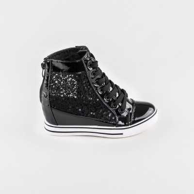 Sneakers dama Modlet negri din colectia Greta