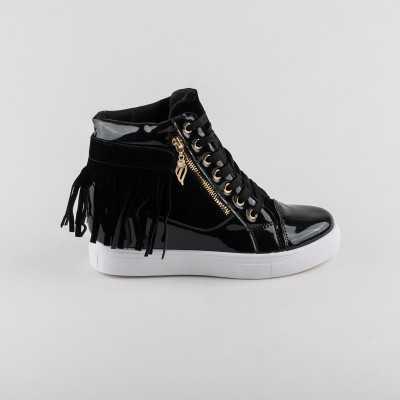 Sneakers dama Modlet negri din colectia Seda
