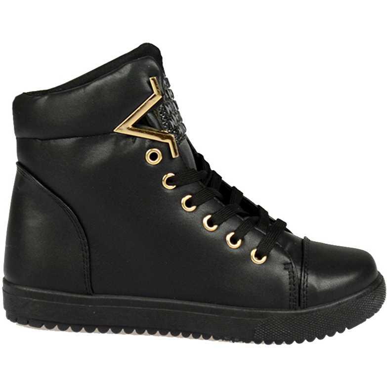 Sneakers dama Beccy negru