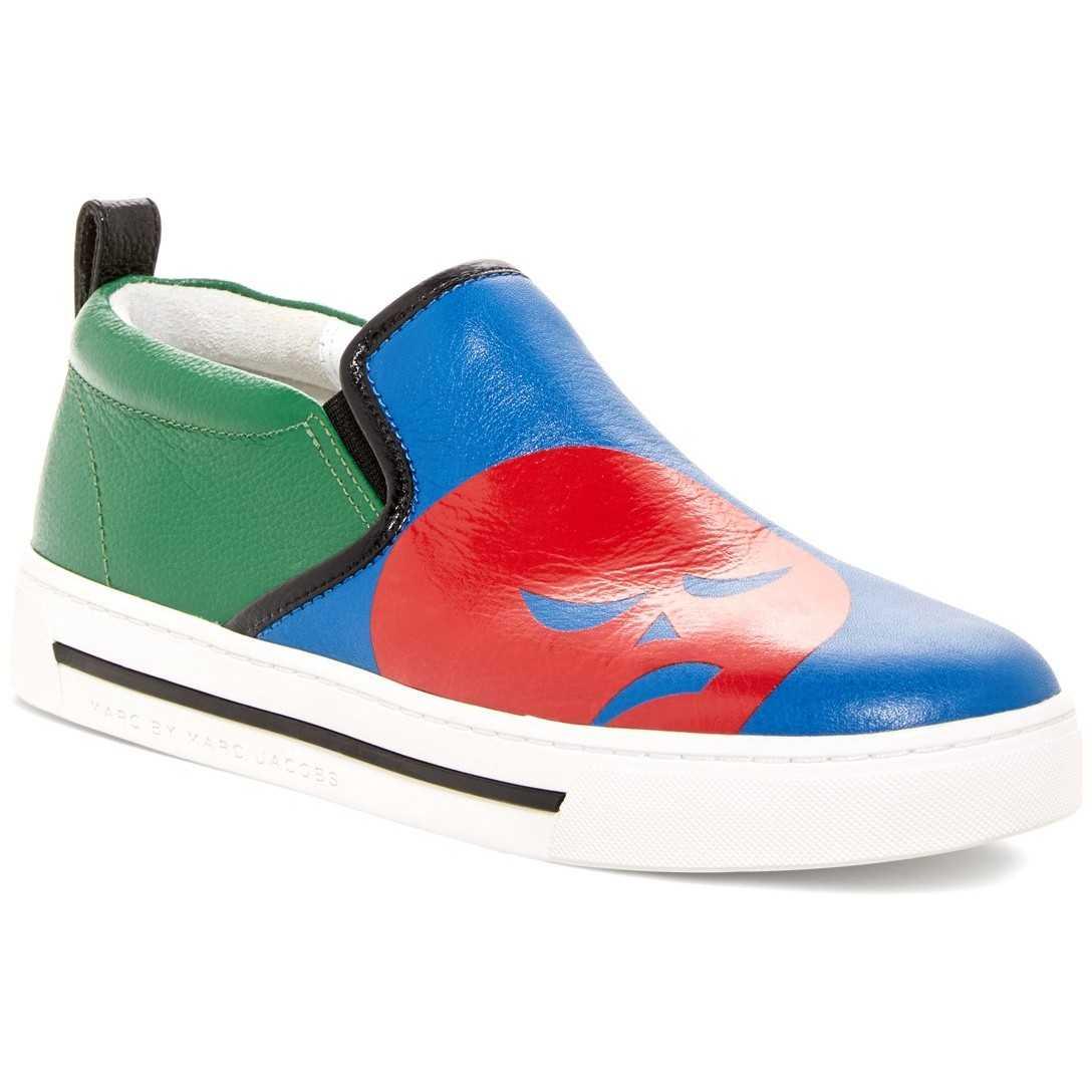 Marc by Marc Jacobs Slip-on Sneaker BLUE MULTI pentru dama