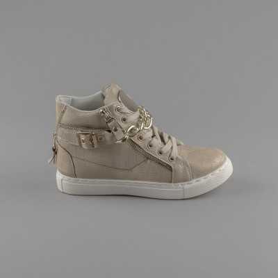 Sneakers dama Modlet khaki din colectia Harlow