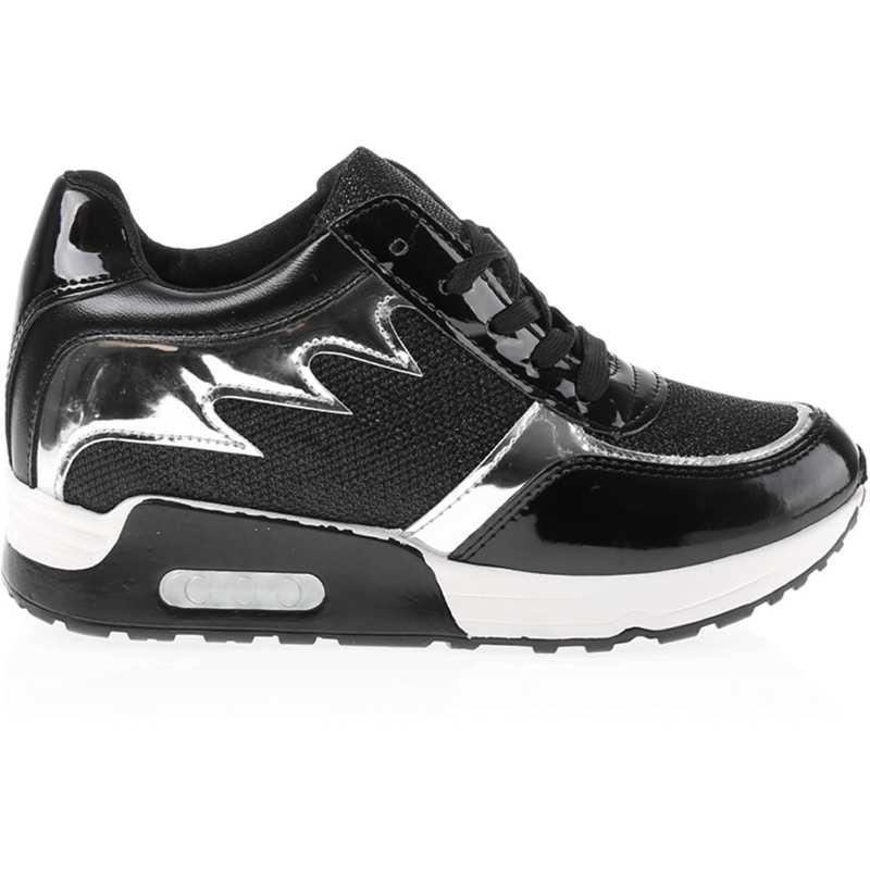 Sneakers dama Saya negru