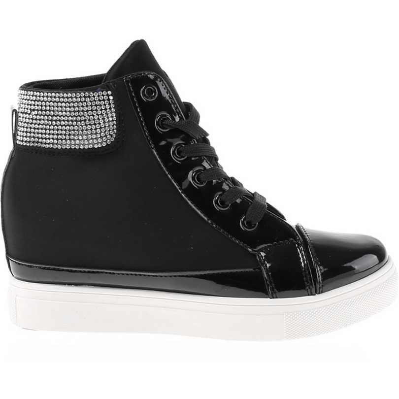 Sneakers dama Ruth negru
