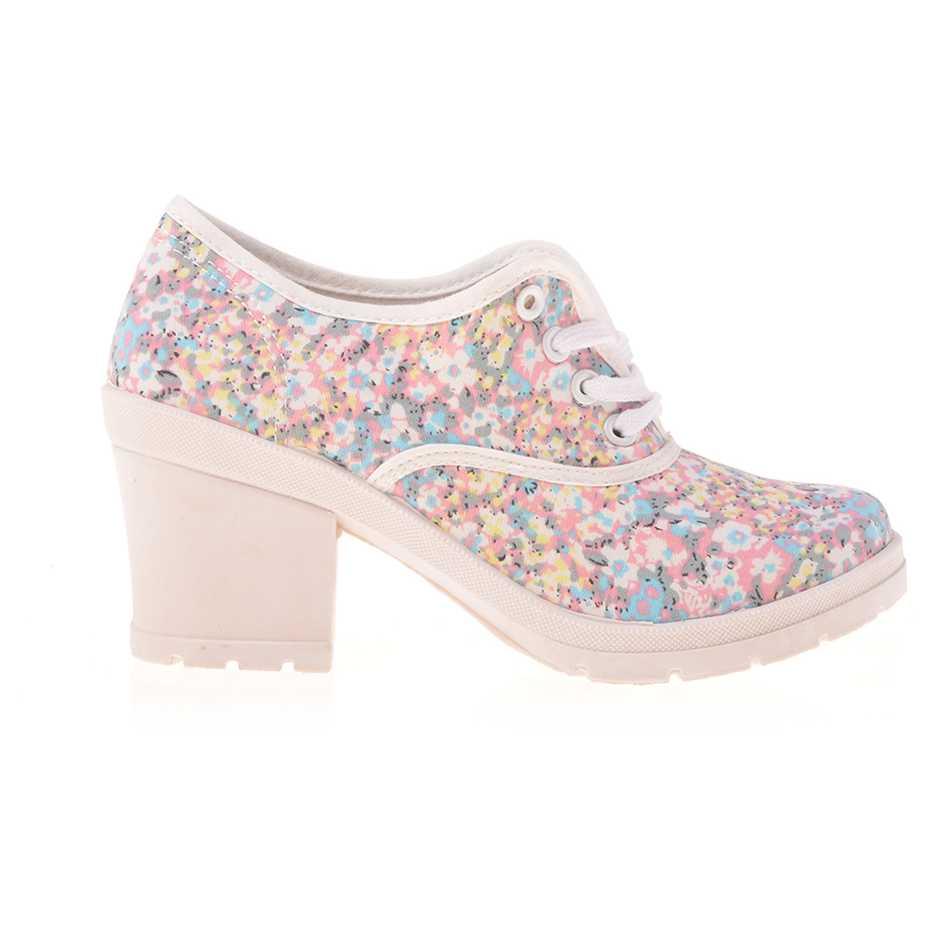 Sneakers dama Kacey 2 albi