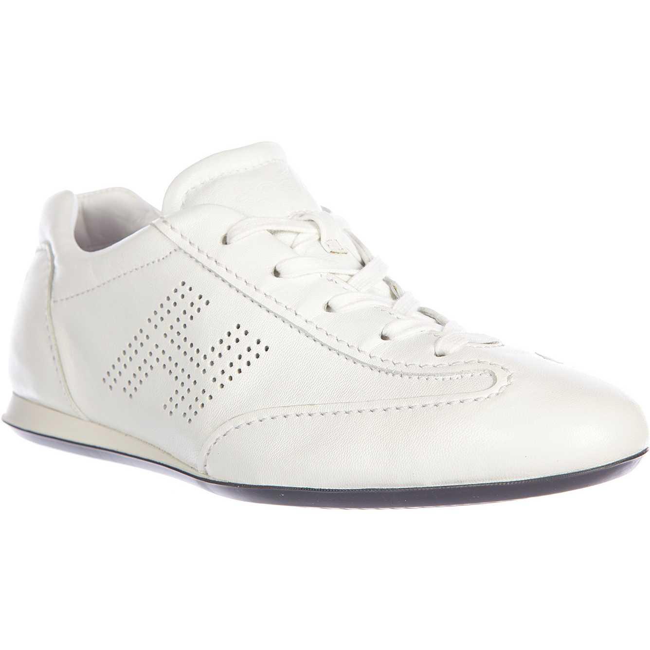 Hogan Sneakers Olympia H Bucata White pentru femei