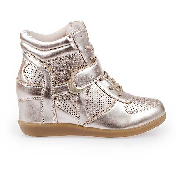 Sneakers dama Angelica auriu
