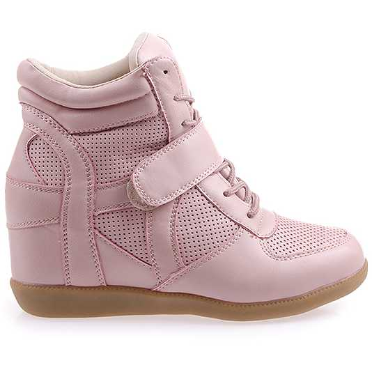 Sneakers dama Angelica roz