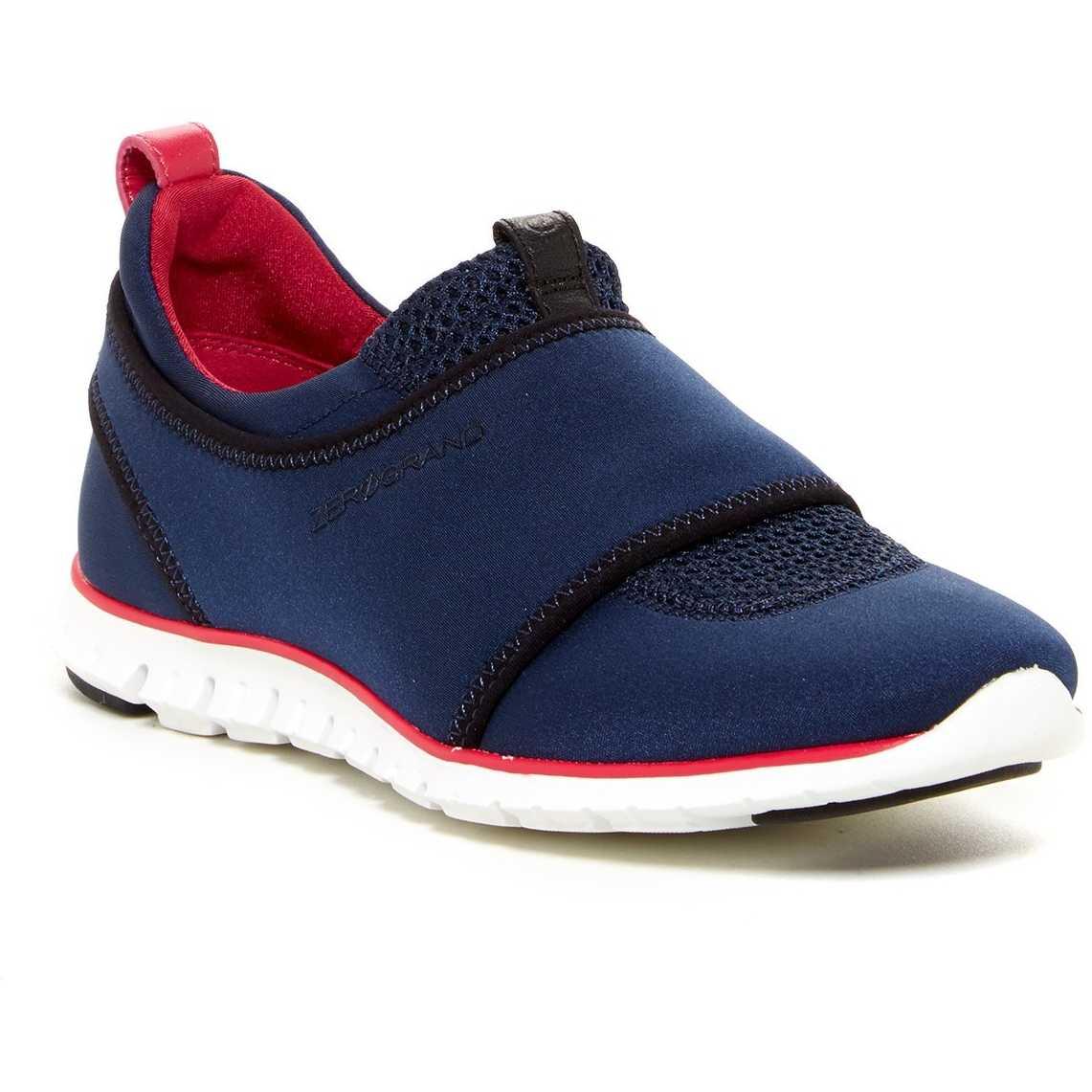 Cole Haan ZeroGrand Slip-On Sneaker BLZR BLU-BLCK-ELCTR pentru dama