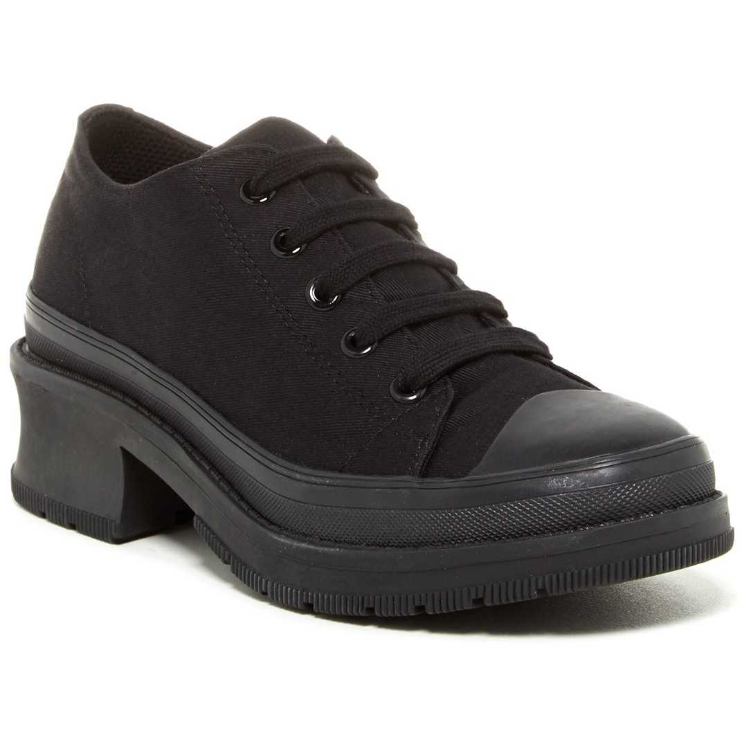 Jeffrey Campbell Detour Platform Sneaker BLTWL BLAK pentru dama