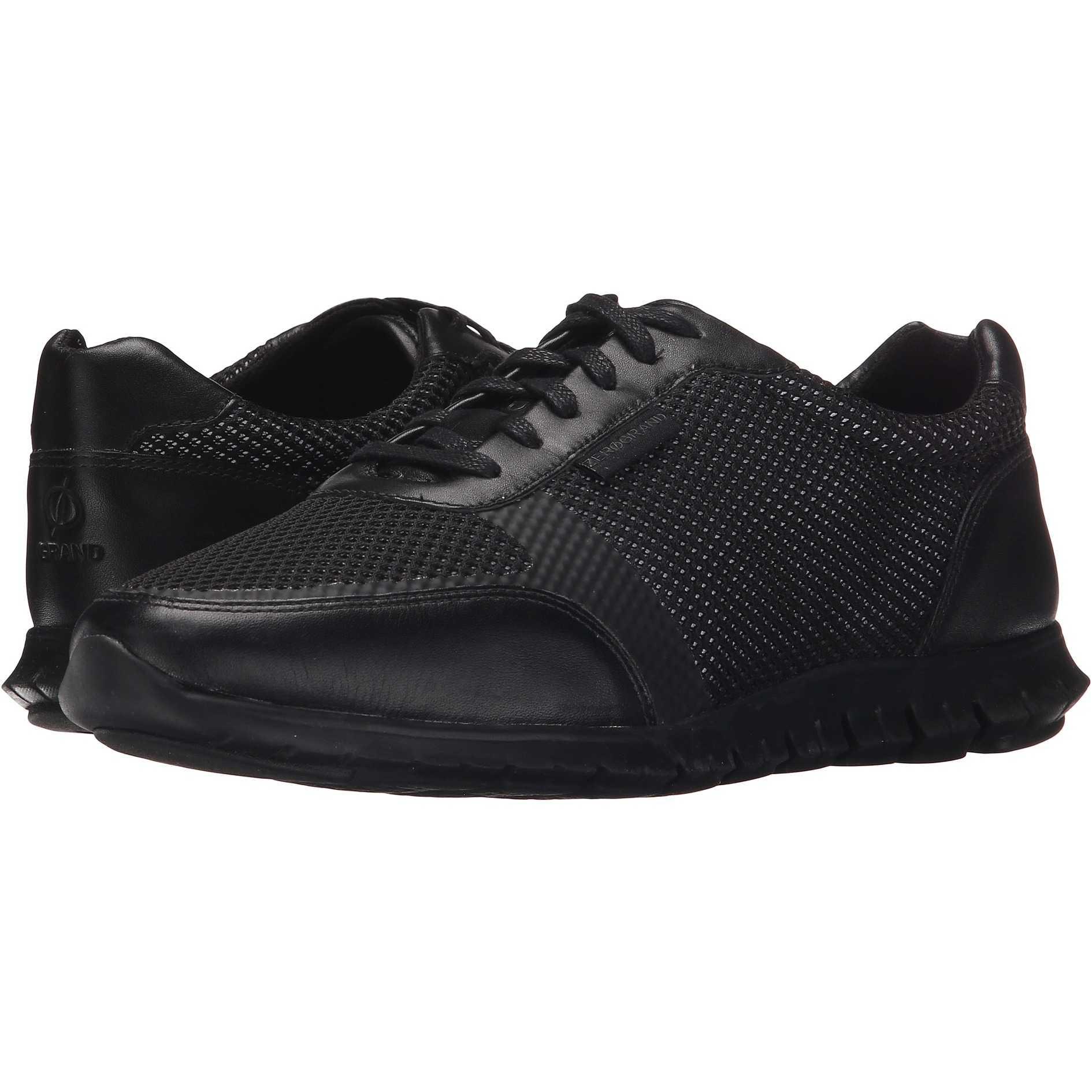 Cole Haan Zerogrand Classic Sneaker Black Reflective/Black pentru femei