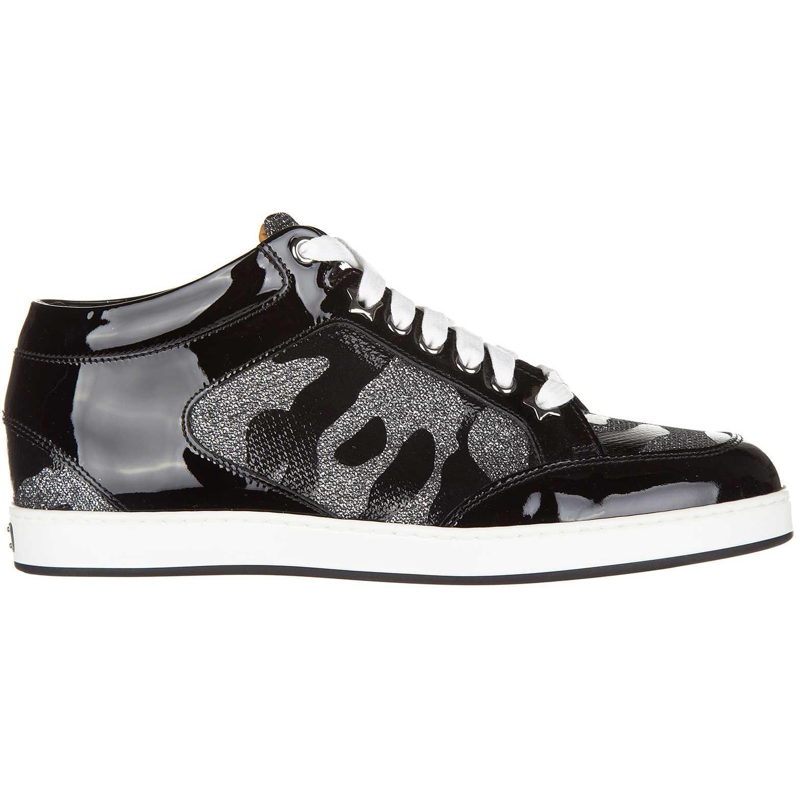 Jimmy Choo Trainers Sneakers Black pentru femei