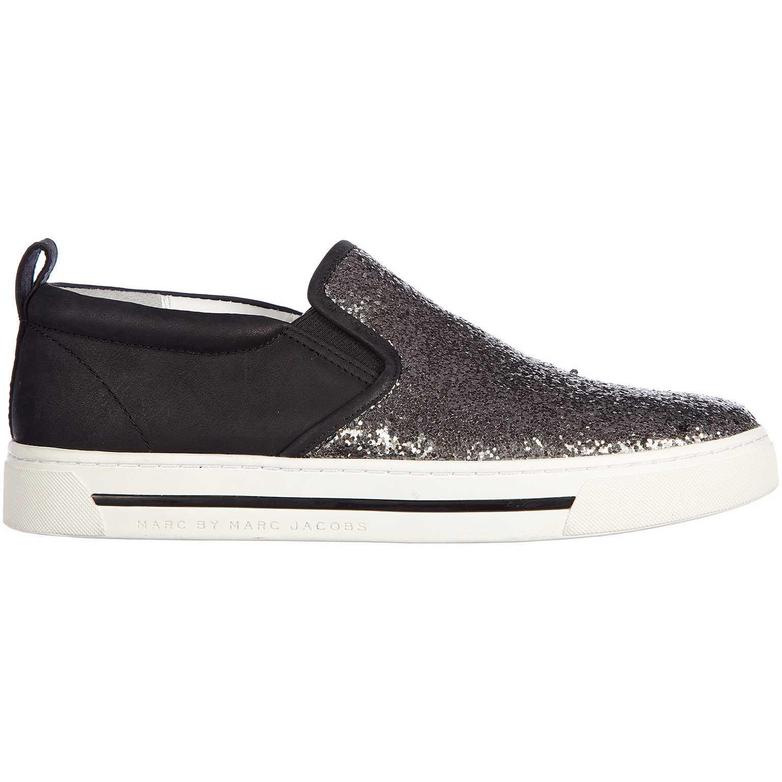 Marc by Marc Jacobs Sneakers Sparkling Silver pentru femei