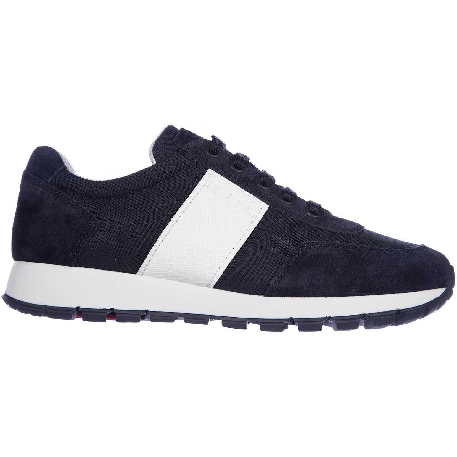 Prada Sneakers Blue pentru dama