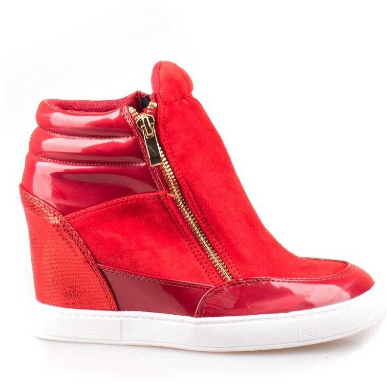 Sneakers cu talpa inalta Letitia Matar pentru dama