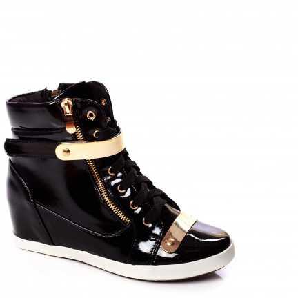 Sneakers dama Lucilla negri