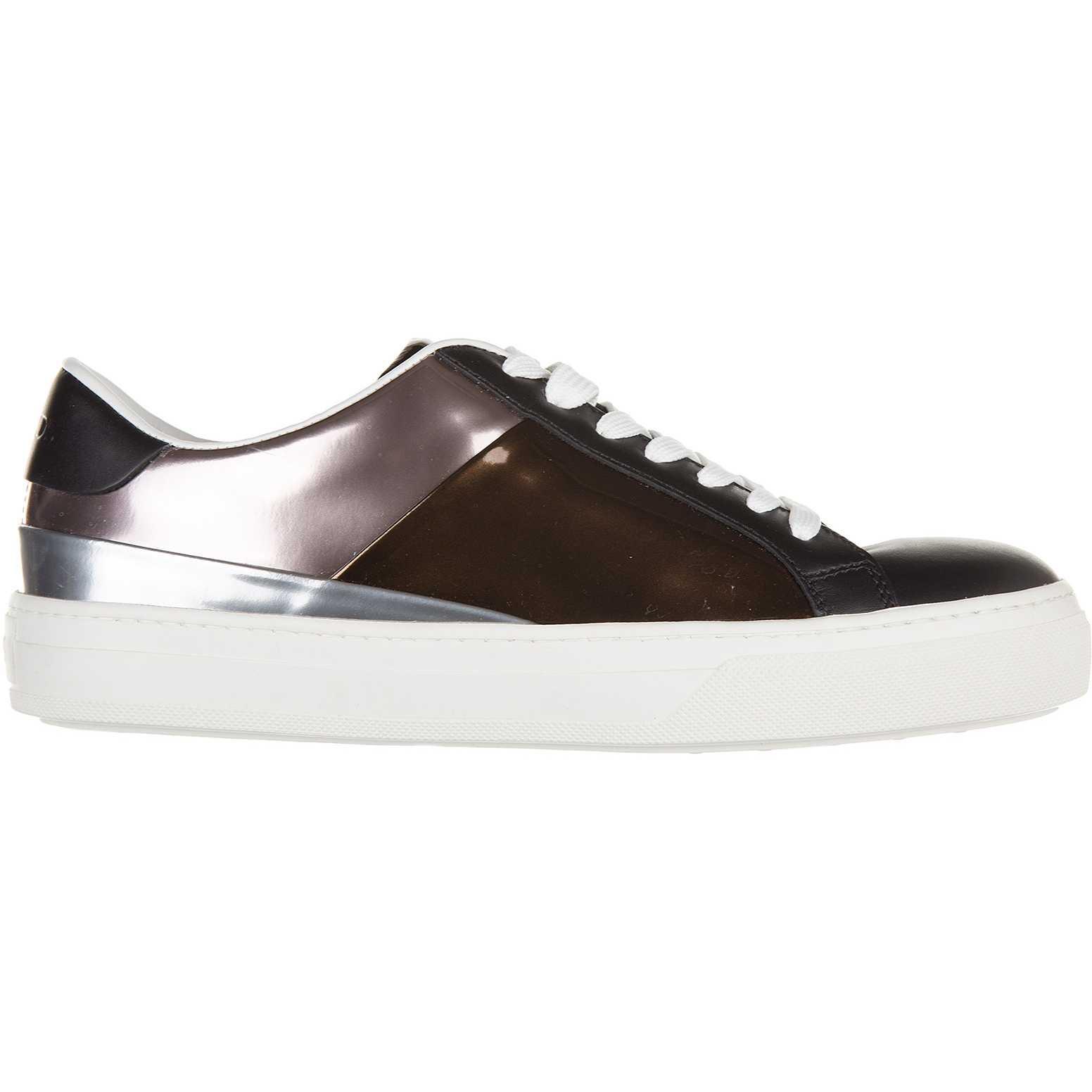 TOD'S Sneakerssportivo Allacciato Black pentru femei