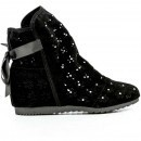 Sneakers dama Amalia 2 negru