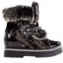 Sneakers dama Rainey negru
