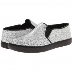 Cole Haan Bowie Slipon Sneaker Optic White Crackle pentru dama