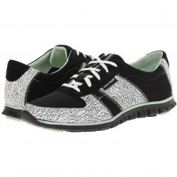 Cole Haan Zerogrand Sneaker Black/White Crackle pentru femei