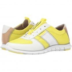 Cole Haan Zerogrand Sneaker Sunray Mesh/Optic White/Silver Mist/Optic White Croc pentru dama
