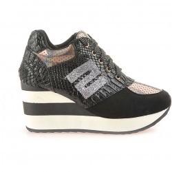 Sneakers Dama Felicienne Negri