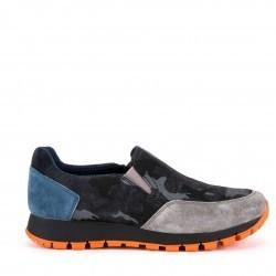 Prada Linea Rossa Camouflage Sneakers 3S5947 1O2Z GHIAIA pentru dama