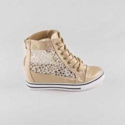 Sneakers dama Modlet bej din colectia Greta