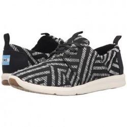 TOMS Del Rey Sneaker Black Tribal Woven pentru femei