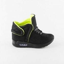 Sneakers dama Modlet negri din colectia Idella
