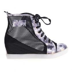 Sneakers dama Kizzy negru