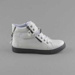 Sneakers dama Modlet albi din colectia Dalma