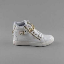 Sneakers dama Modlet albi din colectia Harlow