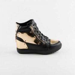 Sneakers dama Modlet negri din colectia Caliope