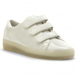 MICHAEL Michael Kors Craig Sneaker Optic White Patent/Nappa pentru dama