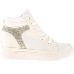 Sneakers dama Hedvige alb