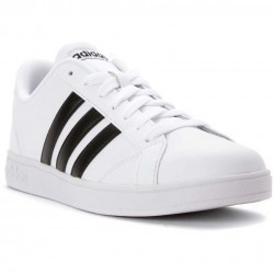 adidas Baseline Sneaker White/Black/White pentru femei