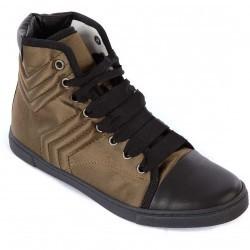 Lanvin High Top Sneakers Green pentru dama