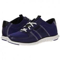 Cole Haan Zerogrand Sneaker Bristol Blue Perf NeopreneAstral BlueBlack Suede pentru femei
