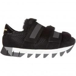 Dolce Gabbana Sneakers Capri Black pentru dama