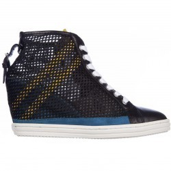Hogan Rebel High Top Sneakers Rebel Black pentru femei