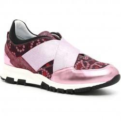 Lanvin Running Sneakers AUBERGINE pentru femei