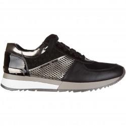 Michael Kors Sneakers Allie Black pentru dama